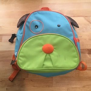 Skip Hop Zoo Dog Kids Backpack